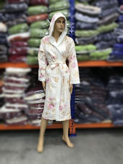 4739904b0b9e5 Домашние турецкие халаты оптом :: amoretextile.com